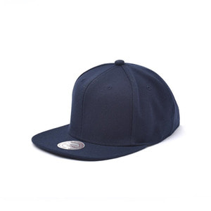 미첼엔네스 블랭크 스냅백, MitchellandNess BLANK SNAPBACK - NAVY