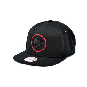 미첼엔네스 LA 클리퍼스 필터 스냅백, MitchellandNess LA CLIPPERS FILTER SNAPBACK