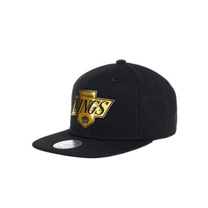 미첼엔네스 LA 킹스 캐럿 스냅백, MitchellandNess LA KINGS CARAT SNAPBACK