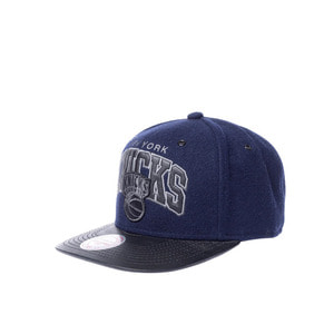 미첼엔네스 NBA 뉴욕닉스 블레이저 스냅백, MitchellandNess NEWYORK KNICKS BLAZER SNAPBACK, NBA