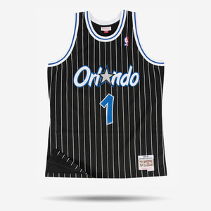 미첼엔네스 앤퍼니 하더웨이 스윙맨 져지, Mitchellandness Anfernee Hardaway Swingman Jersey Orlando Magic