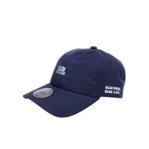미첼엔네스 X 아이엠어서퍼 볼캡, MitchellandNess I AM A SURFER LIFE IS BETTER BALLCAP - NAVY