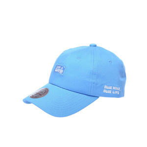 미첼엔네스 X 아이엠어서퍼 볼캡, MitchellandNess I AM A SURFER BALLCAP - BLUE