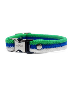 [피오에이] FITTABLE BRACELET - GREEN/BLUE/WHITE - 풋셀스토어