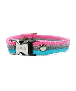 [피오에이] FITTABLE BRACELET - PINK/GREY/MINT - 풋셀스토어