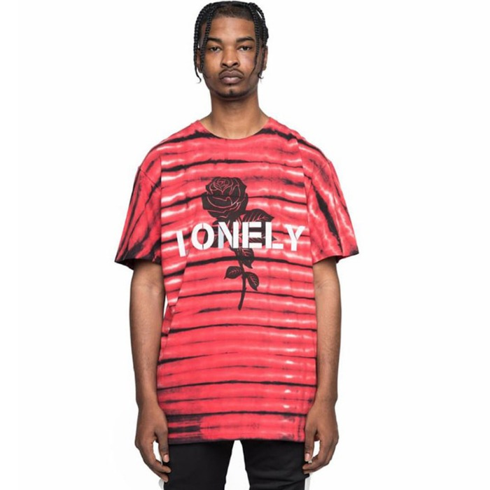 [EPTM] LONELY LOVELY TEE (RED) - 풋셀스토어