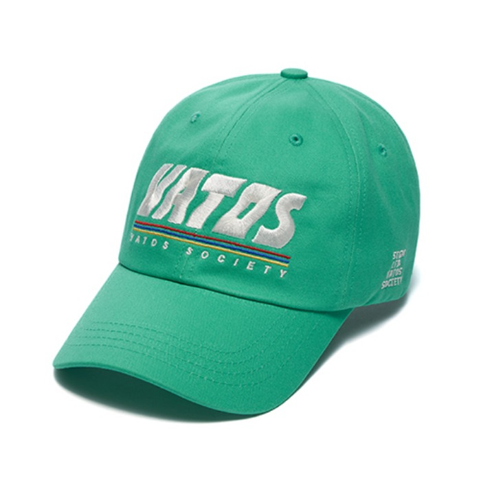 스티그마 STIGMA COLUMBIA BASEBALL CAP GREEN - 풋셀스토어
