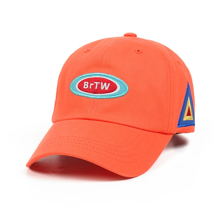 스티그마 STIGMA RACE BASEBALL CAP ORANGE - 풋셀스토어